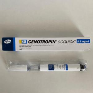 Genotropin Original 16 IU Pfizer Labs