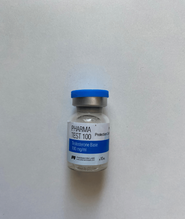 Pharma Test100 (Aquatest) 100 mg Pharmacom Labs