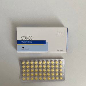 Stanos 10 mg Pharmacom Labs