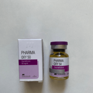 PharmaOxy 50 mg Pharmacom Labs