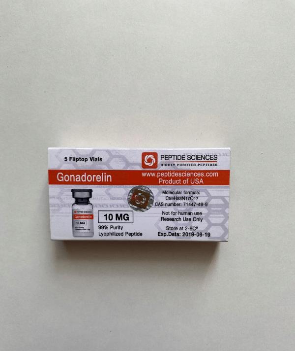 Gonadorelin 10 mg Peptide Sciences