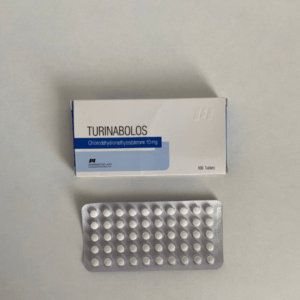 Turinabolos 10 mg Pharmacom Labs
