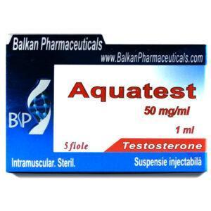 Aquatest 100 mg Balkan Pharmaceuticals
