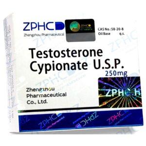 Testosterone Cypionate U.S.P. 250 mg Zhengzhou