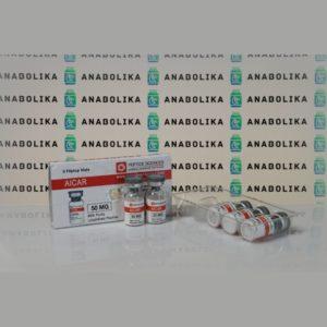 Verpackung AICAR 50 mg Peptide Sciences