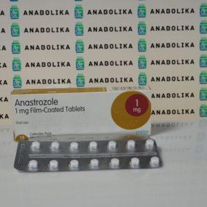 Verpackung Anastrozole 1 mg Teva