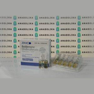 Verpackung Boldenon Undecylenate U.S.P. 250 mg Zhengzhou