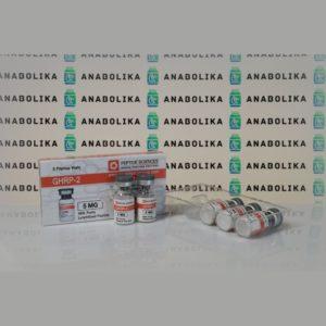 Verpackung GHRP 2 5 mg Peptide Sciences