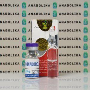 Verpackung Gonadorelin 2 mg Canada Peptides