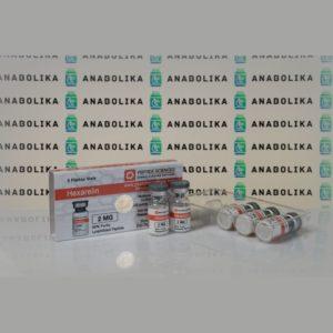 Verpackung Hexarelin 2 mg Peptide Sciences
