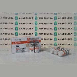 Verpackung Melanotan 2 10 mg Peptide Sciences
