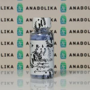 Verpackung Oxandrolon 10 mg Prime