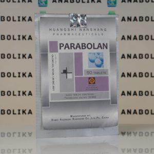 Verpackung Parabolan (Trenbolone acetate) 50 mg Hubei Huangshi Nanshang