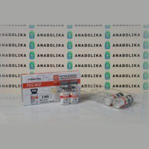 Verpackung Peg MGF 5 mg Peptide Sciences