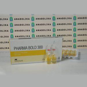 Verpackung Pharma Bold 300 mg Pharmacom Labs