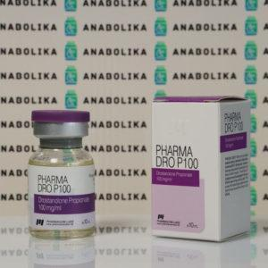 Verpackung Pharma Dro P100 100 mg Pharmacom Labs