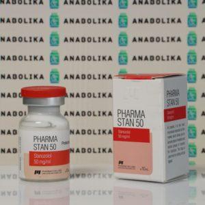 Verpackung Pharma STAN 50 mg Pharmacom Labs (Fläschchen)