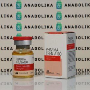 Verpackung Pharma TREN А 100 mg Pharmacom Labs