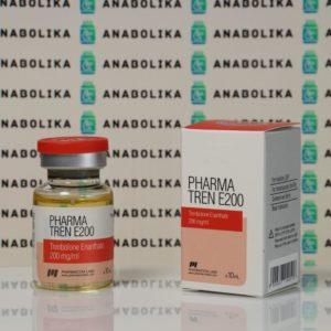 Verpackung Pharma TREN Е 200 mg Pharmacom Labs