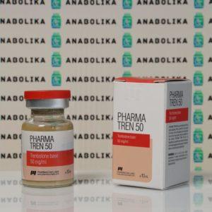 Verpackung Pharma TREN 50 50 mg Pharmacom Labs