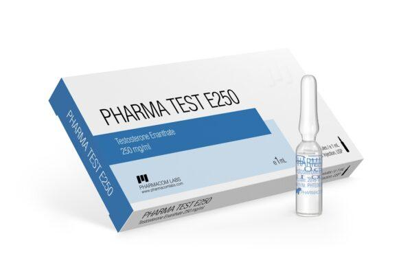 Pharma Test E 250 mg Pharmacom Labs
