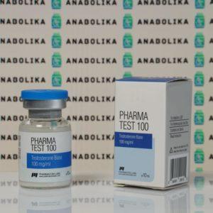 Verpackung Pharma Test100 (Aquatest) 100 mg Pharmacom Labs