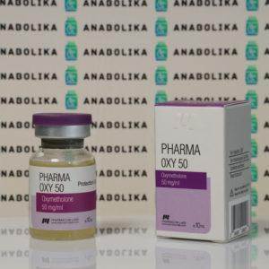 Verpackung PharmaOxy 50 mg Pharmacom Labs