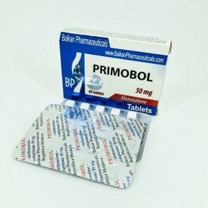 Primobol (Methenolon) 50 mg Balkan Pharmaceuticals