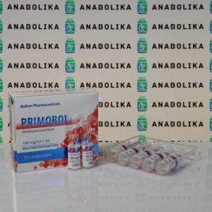 Verpackung Primobol injektion 100 mg Balkan Pharmaceuticals
