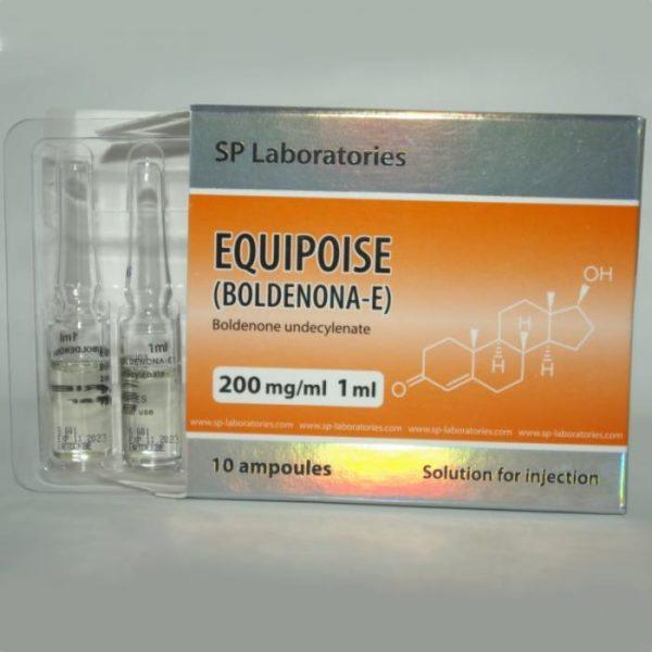 SP Equipoise (Boldenon) 200 mg SP Laboratories