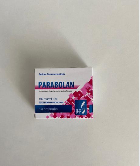 Parabolan 10 mg Balkan Pharmaceuticals