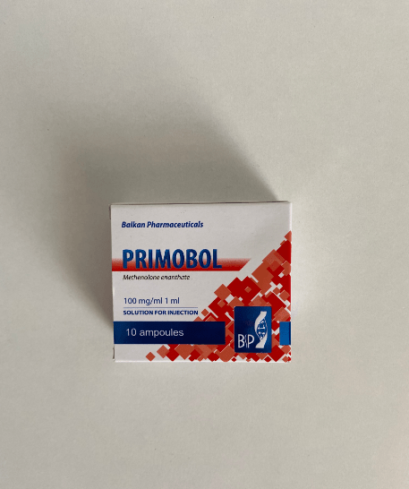 Primobol injektion 100 mg Balkan Pharmaceuticals