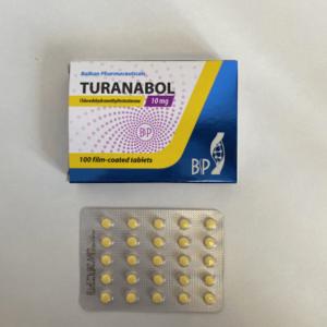 Testosteronе P (Testosterone Propionat) 100 mg Balkan Pharmaceuticals