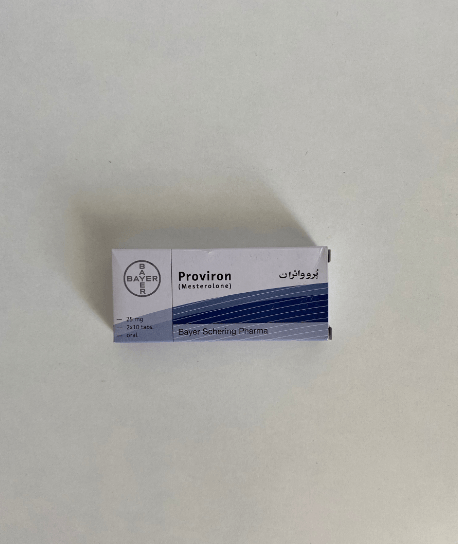 Proviron 25 mg Bayer