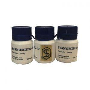 Stanozolol Injection (Winstrol) 50 mg Aburaihan