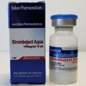 Strombaject Aqua 100 mg Balkan Pharmaceuticals