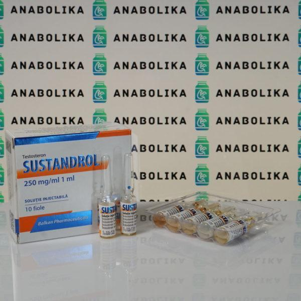 Sustandrol 250 mg Balkan Pharmaceuticals