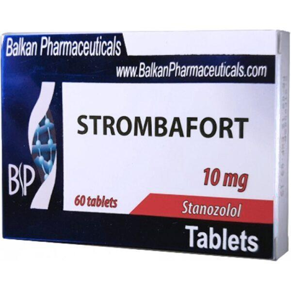 Strombafort 10 mg Balkan Pharmaceuticals