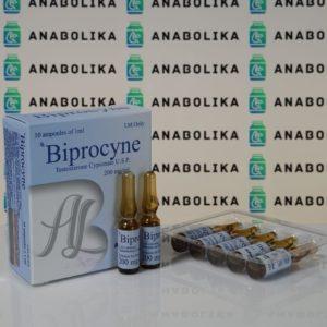 Verpackung Biprocine (Testosterone Cypionate U.S.P.) 200 mg AdamLabs