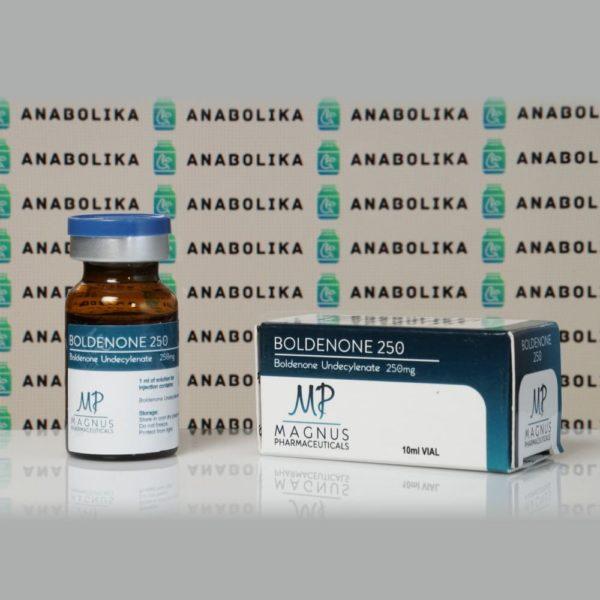 Verpackung Boldenone 250 mg Magnus Pharmaceuticals