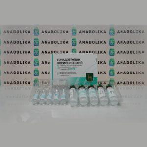 Verpackung Choriongonadotropin 1500 ME FGYP Moskauer endokrine Pflanze