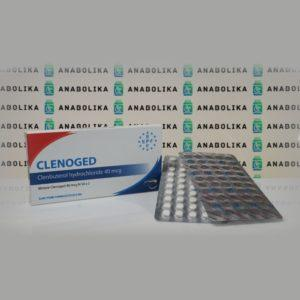 Verpackung Clenoged 0,04 mg Euro Prime Farmaceuticals