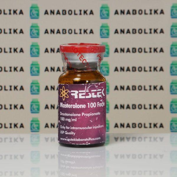 Verpackung Masterolone Forte 100 mg Restek Laboratories