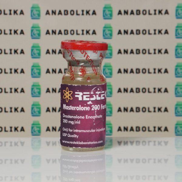 Verpackung Masterolone Forte 200 mg Restek Laboratories