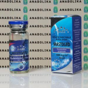 Verpackung Mastoged 100 mg Euro Prime Farmaceuticals
