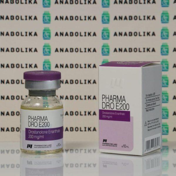Verpackung Pharma Dro Е 200 mg Pharmacom Labs