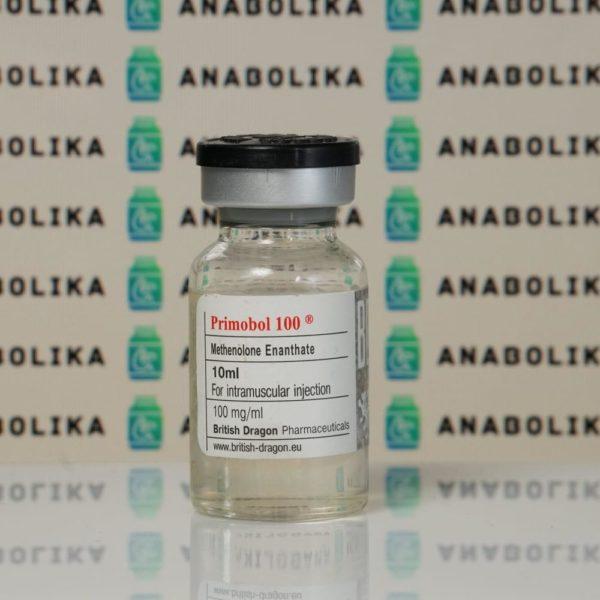 Primobol 100 mg British Dragon Pharmaceuticals