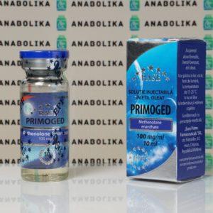 Verpackung Primoged 100 mg Euro Prime Farmaceuticals