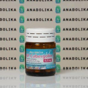 Verpackung SP Cabergoline 0,25 mg SP Laboratories