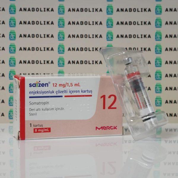 Somatropin 12 mg Saizen